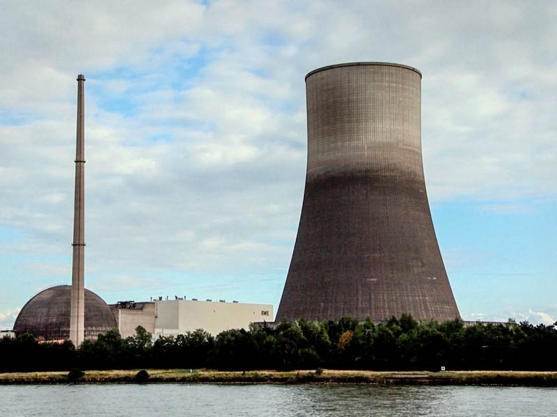 Ausverkauf im Kernkraftwerk